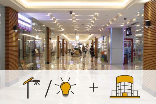 montaż oświetlenia LED